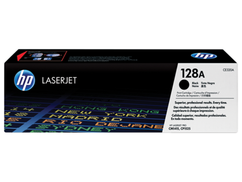 128A Toner Negro HP Laserjet CP1025 / CP1215 /  CP1525 / CM1415