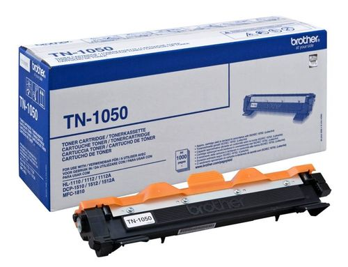 Toner Negro BROTHER HL-1110-1112-DCP-1510-1512-1610-1612-1615-1616-MFC-1810-1815-1910-1911-1915