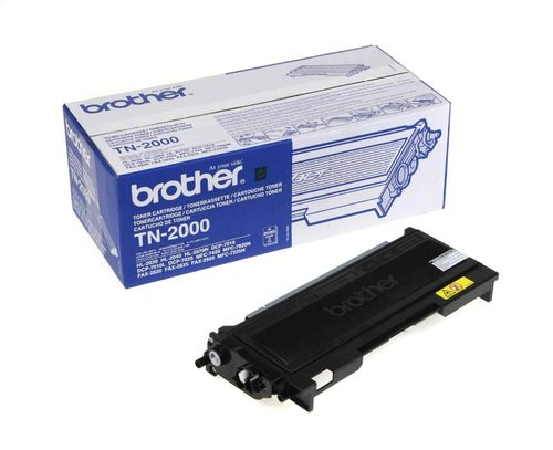 Toner Negro BROTHER HL-2030-2040-2070-2820-2825-2920 MFC-7420-7820 - 2.500 Páginas
