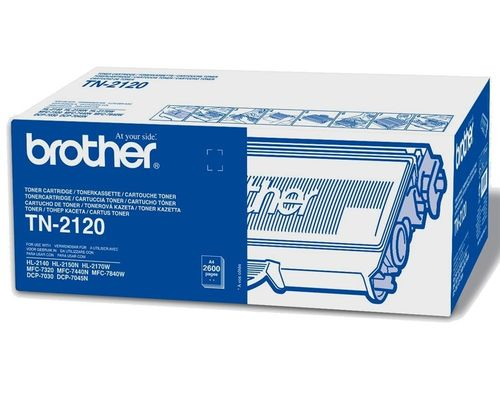 Toner BROTHER HL-2140-HL-2150-HL-2170-DCP-7030-DCP-7045-MFC-7320-MFC-7440-MFC-7840 - 2.600 Paginas