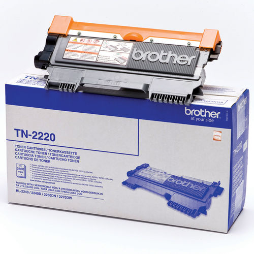 Toner Negro BROTHER HL-L2300-2340-2360-2365,DCP-L2500-2520-2540,MFC-L2700-2720-2740, 1.200 Páginas