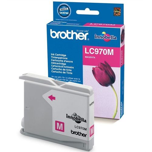 Cartucho de tinta magenta BROTHER DCP135, DCP150 - MFC235, MFC260