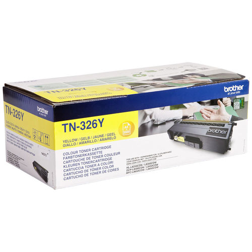 Toner Color Amarillo  Brother HL-L8250, HL-L8350  3.500 Pag.