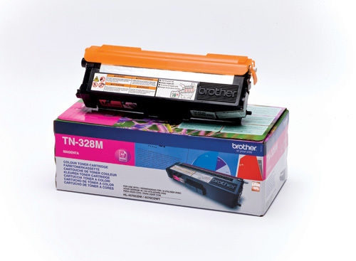 Toner Color Magenta Brother HL-4570, DCP-9270, MFC-9970, 6.000 Páginas