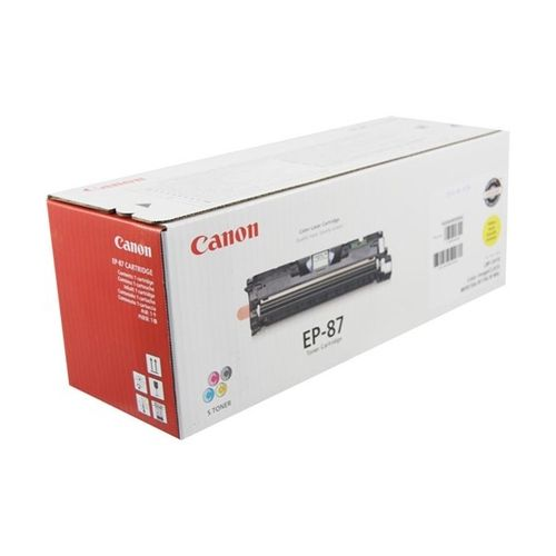 Toner Color Yellow Canon EP-87Y CANON LBP-2410 ( 4.000 Paginas )