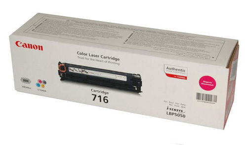 Toner Color Magenta Canon Nº 716M  LBP-5050, MF-8030, 8040, 8050, 8080 ( 1.500 Paginas )