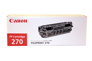 FP-270 CANON FILEPRINT 270, Toner Negro