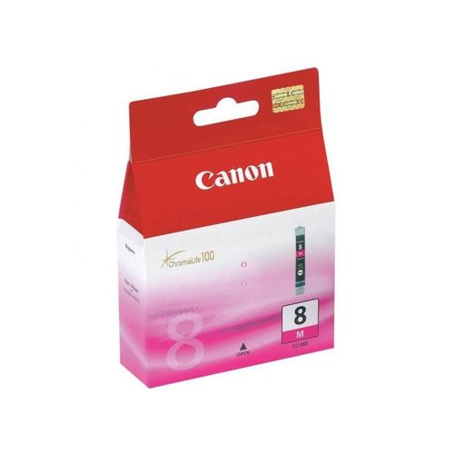 8 - Cartucho de Tinta CANON IP3300, 4200, 4300, 5200, 5300, MP530 MAGENTA