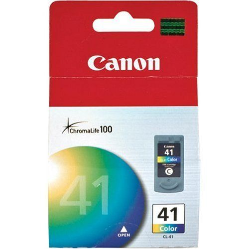 41 - Cartucho de Tinta CANON IP1600, 2200 MP150, 170, 450 COLOR