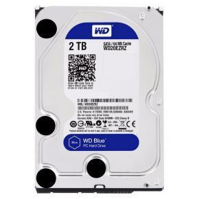 "Disco Duro Interno W.D. 3,5"" Sata 2Tb. Blue"