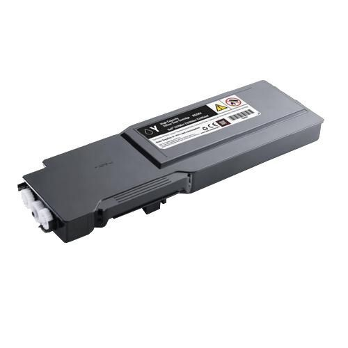 Toner Yellow Dell C3760-C3765-F8N91 ( 9.000 copias )