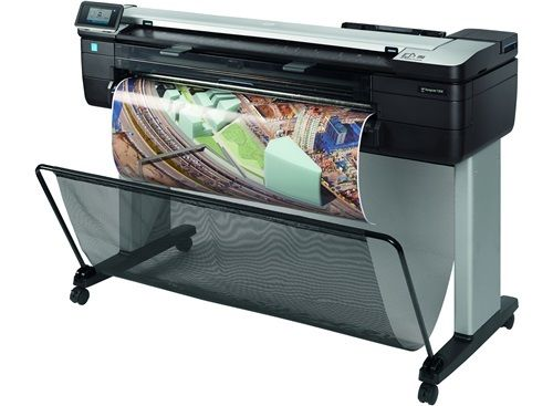"Plotter HP DesignJet T830 914 mm. (36"") Multifunción"