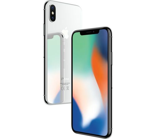 "Smartphone APPLE iPhone x 64 Gb. silver, 5.8"", identificador facial"