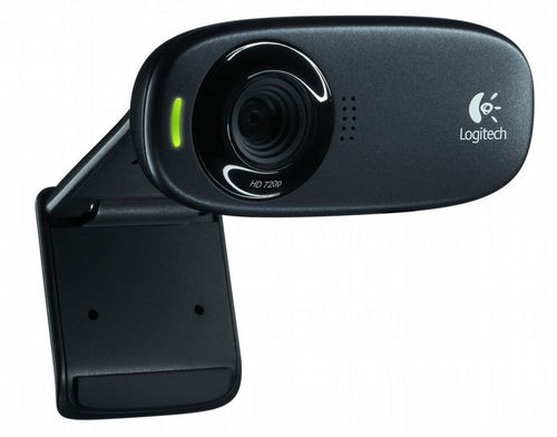 Webcam HD Logitech C310