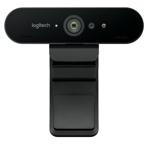Webcam 4k Ultra HD Logitech Brio