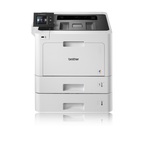 Impresora Láser Color BROTHER HL-L8360CDWLT, WiFi, Dúplex, 2 Bandejas