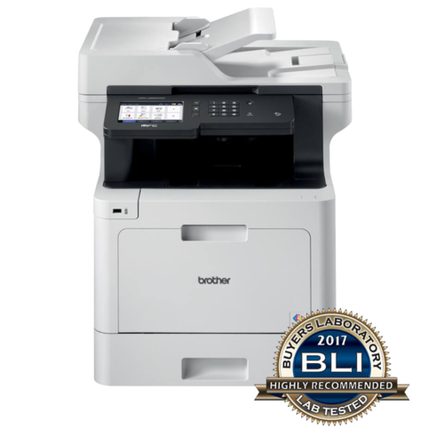 Impresora Láser Multifunción Color BROTHER MFC-L8900CDW, Dúplex, WiFi, FAX